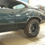 Alles im Lack - Projekt - Oldsmobile Cutlass 442 - West-Berlin-Customs - 04