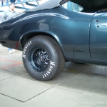 Alles im Lack - Projekt - Oldsmobile Cutlass 442 - West-Berlin-Customs - 06