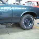 Alles im Lack - Projekt - Oldsmobile Cutlass 442 - West-Berlin-Customs - 07