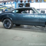 Alles im Lack - Projekt - Oldsmobile Cutlass 442 - West-Berlin-Customs - 08