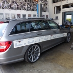 Fahrzeugbeschriftung - CO FOTOvision - Mercedes T-Modell - 07