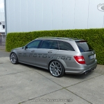 Fahrzeugbeschriftung - CO FOTOvision - Mercedes T-Modell - 17