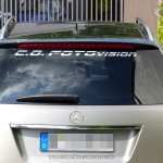 Fahrzeugbeschriftung - CO FOTOvision - Mercedes T-Modell - 23