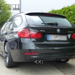 BMW 3er Touring F30 - ZPerformance - Hankook - HundR-Federn - 10