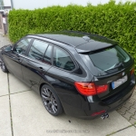 BMW 3er Touring F30 - ZPerformance - Hankook - HundR-Federn - 12