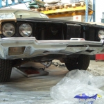 Chrom-Check - Projekt - Oldsmobile Cutlass 442 - West-Berlin-Customs - 08