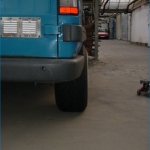 Ex-Firmenwagen - Renault Rapid - West-Berlin-Customs - 13