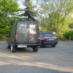 Ex-Firmenwagen - Renault Rapid - West-Berlin-Customs - 24