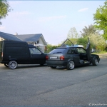 Ex-Firmenwagen - Renault Rapid - West-Berlin-Customs - 25