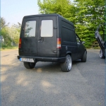Ex-Firmenwagen - Renault Rapid - West-Berlin-Customs - 28