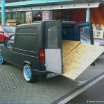 Ex-Firmenwagen - Renault Rapid - West-Berlin-Customs - 33