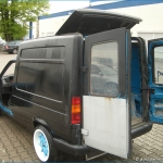 Ex-Firmenwagen - Renault Rapid - West-Berlin-Customs - 55