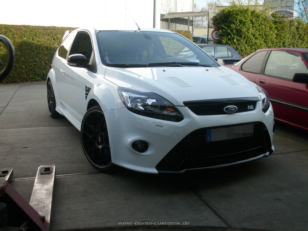 ford focus rs 20zoll bbs felgen west berlin customs. Black Bedroom Furniture Sets. Home Design Ideas