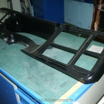 GMC Pickup K1500 - Wassertransferdruck - Interieurteile - 02