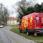 Fahrzeugbeschriftung - IVECO Daily - Fahrschule Harry Krause - 01