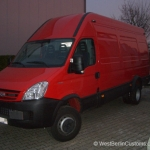 Fahrzeugbeschriftung - IVECO Daily - Fahrschule Harry Krause - 06