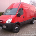 Fahrzeugbeschriftung - IVECO Daily - Fahrschule Harry Krause - 07