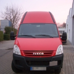Fahrzeugbeschriftung - IVECO Daily - Fahrschule Harry Krause - 08