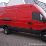 Fahrzeugbeschriftung - IVECO Daily - Fahrschule Harry Krause - 10