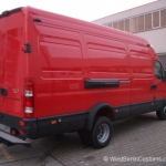 Fahrzeugbeschriftung - IVECO Daily - Fahrschule Harry Krause - 11