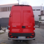 Fahrzeugbeschriftung - IVECO Daily - Fahrschule Harry Krause - 12
