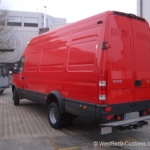 Fahrzeugbeschriftung - IVECO Daily - Fahrschule Harry Krause - 13
