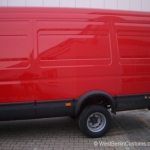 Fahrzeugbeschriftung - IVECO Daily - Fahrschule Harry Krause - 14