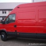 Fahrzeugbeschriftung - IVECO Daily - Fahrschule Harry Krause - 15