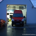 Fahrzeugbeschriftung - IVECO Daily - Fahrschule Harry Krause - 17