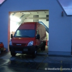 Fahrzeugbeschriftung - IVECO Daily - Fahrschule Harry Krause - 19