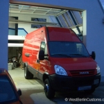 Fahrzeugbeschriftung - IVECO Daily - Fahrschule Harry Krause - 20