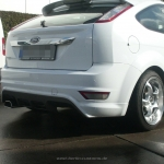 NAP Sportauspuff - Ford Focus - WestBerlinCustoms - 16