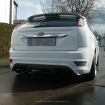 NAP Sportauspuff - Ford Focus - WestBerlinCustoms - 17