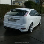 NAP Sportauspuff - Ford Focus - WestBerlinCustoms - 21