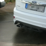 NAP Sportauspuff - Ford Focus - WestBerlinCustoms - 22