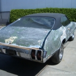 Ohne Fleiss kein Preis - Projekt - Oldsmobile Cutlasss 442 - West-Berlin-Customs - 01