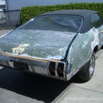 Ohne Fleiss kein Preis - Projekt - Oldsmobile Cutlasss 442 - West-Berlin-Customs - 02