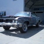 Ohne Fleiss kein Preis - Projekt - Oldsmobile Cutlasss 442 - West-Berlin-Customs - 06