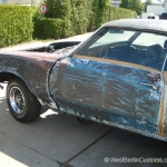 Ohne Fleiss kein Preis - Projekt - Oldsmobile Cutlasss 442 - West-Berlin-Customs - 08