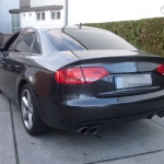 Scheibentoenung - Audi A5 - WestBerlinCustoms - 06