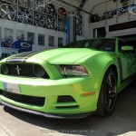 Ford Mustang BOSS302 - 35