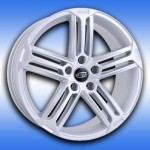 Modul-Wheels - MD6 - silber