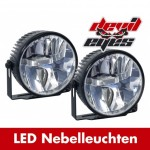 Devil-Eyes - LED-Nebelleuchten