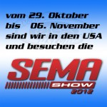 West-Berlin-Customs auf der SEMA Show 2012