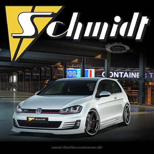 Golf7 - Schmidt Revolution - Felge XS5