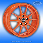 Typ W - Wizard - racing orange
