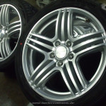 Wheelworld WH12 - Hankook Evo V12 - VW Sharan - 06