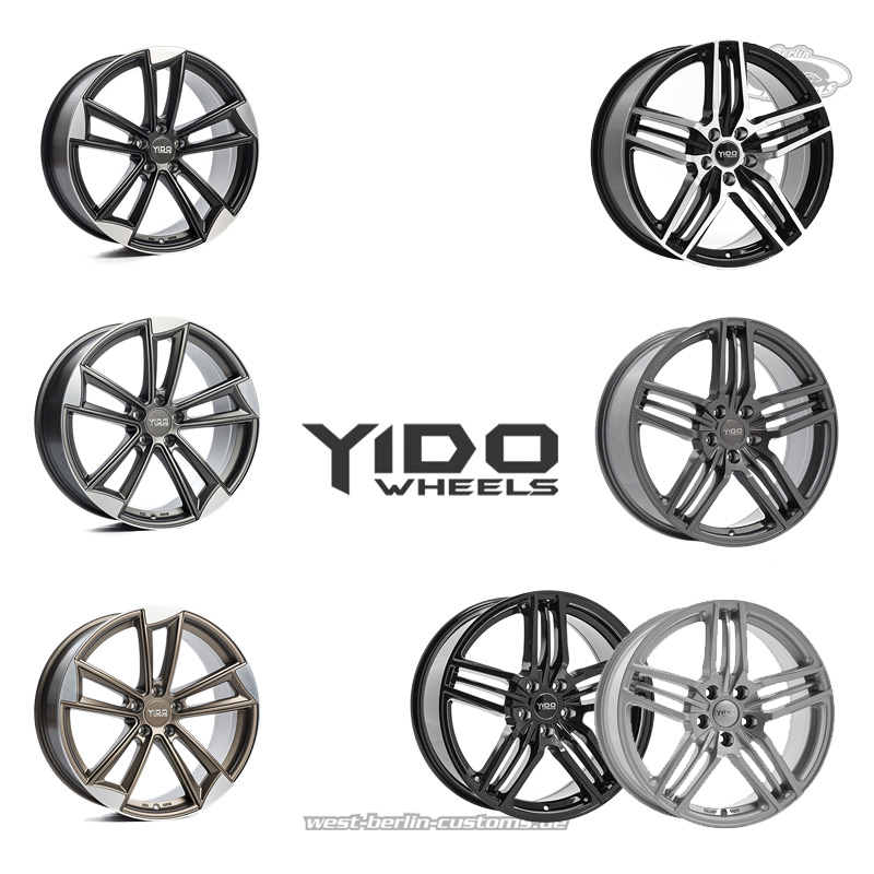 YIDO Wheels bei West-BerlinCustoms