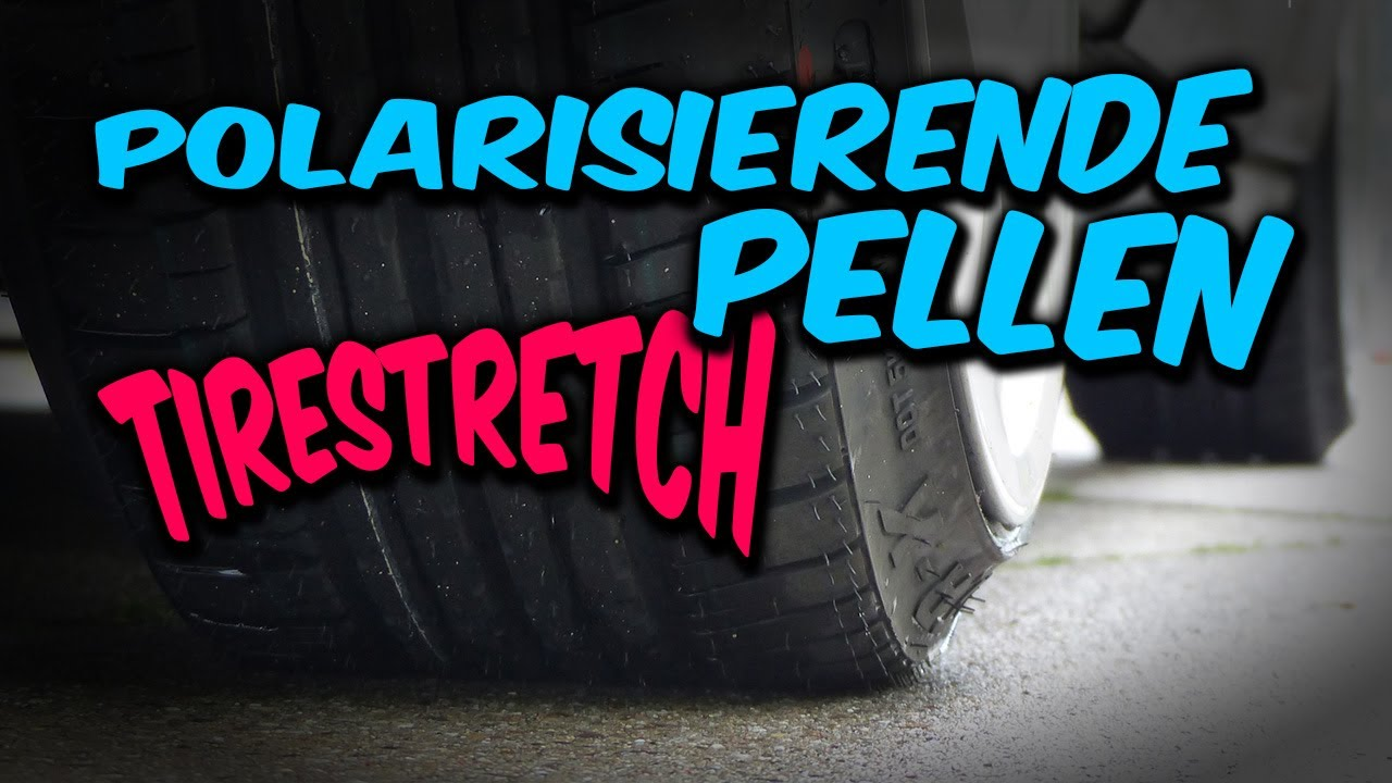 Polarisierende Pellen – TireStretch ist Philosophie und LifeStyle [Video]