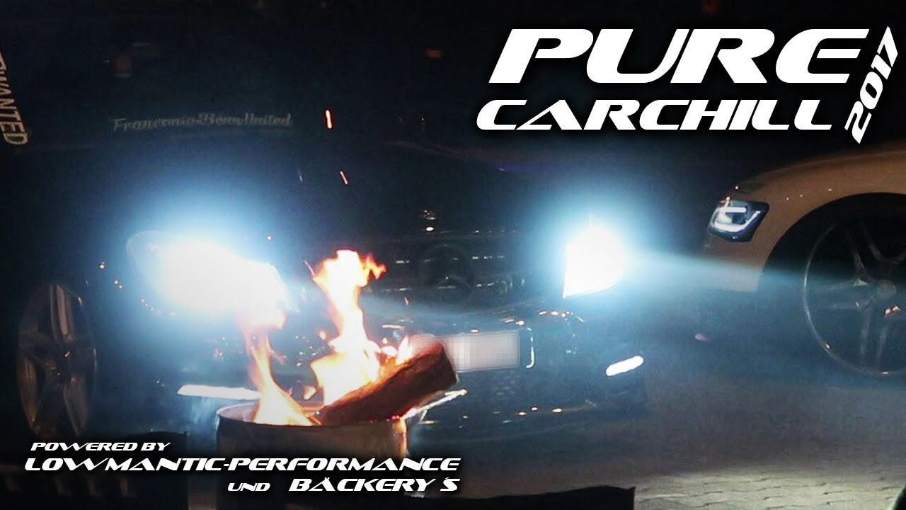 PURE CarChill von Lowmantic-Performance und Bäckery´s [Video]